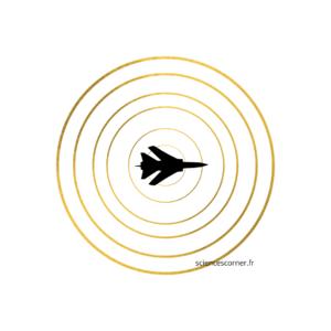 Schéma représentant la propagation des ondes sonore. Vu sur sciencescorner.fr