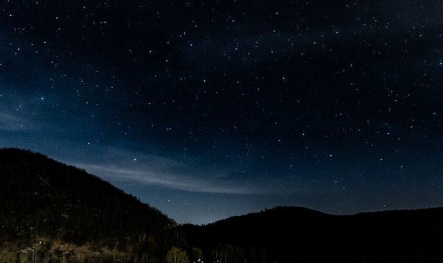 La scintillation des étoiles